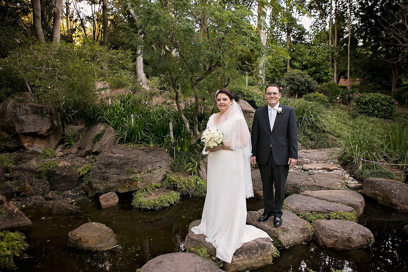 Brookwater wedding