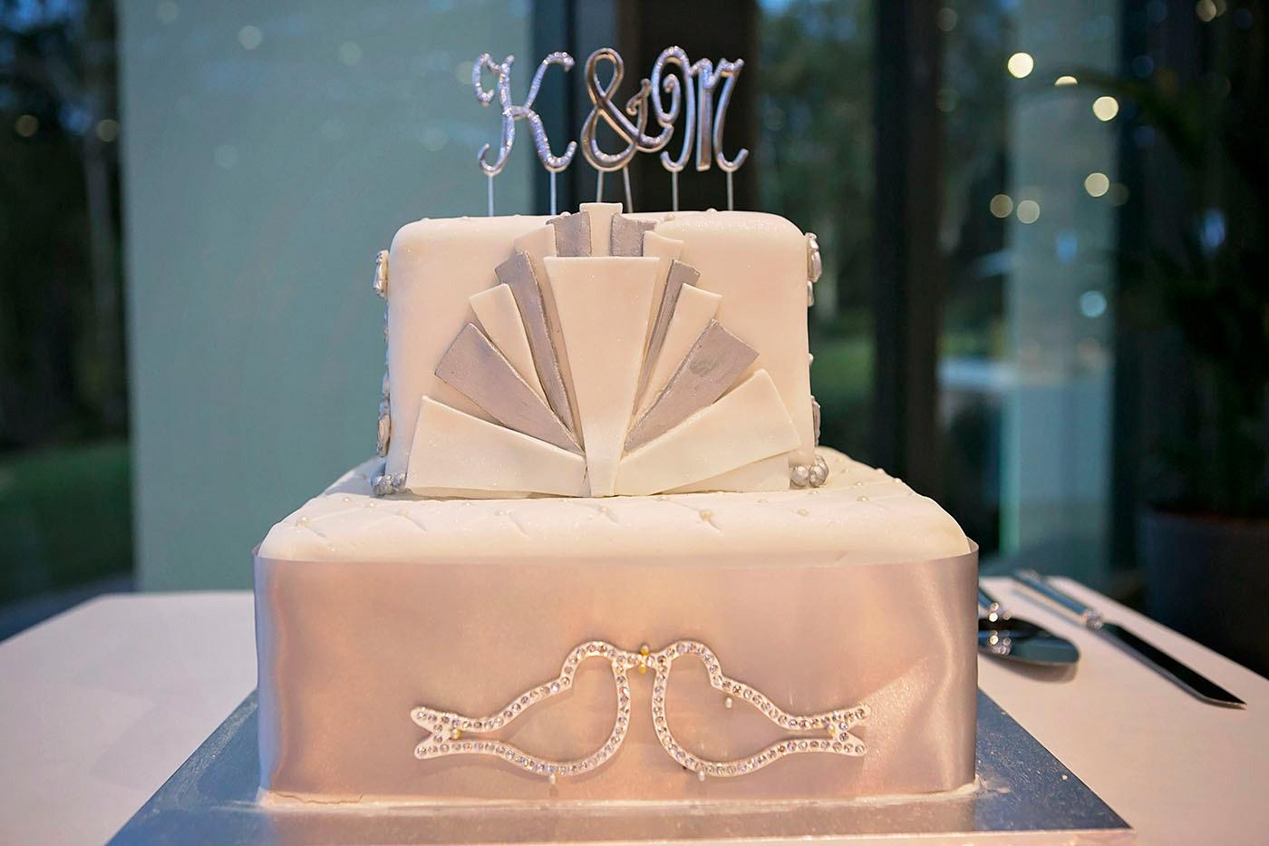 Binna burra wedding cakes